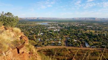 View of Kununurra
