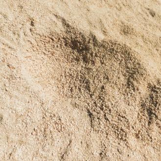 Sand?